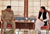 سومین ملاقات عمران خان با فرمانده ستاد ارتش پاکستان طی یک هفته تعجب رسانهها را برانگیخت