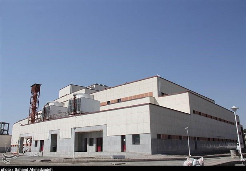 پیشرفت فیزیکی 99 درصدی بیمارستان امام خمینی(ره) خوی به روایت تصویر