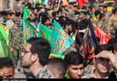 رزمایش اقتدار عاشورایی بسیجیان در استان گلستان بهروایت تصویر