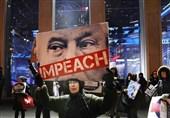 گزارش تسنیم| رسواییهایی که ترامپ را تا لبه پرتگاه استیضاح پیش بردهاند