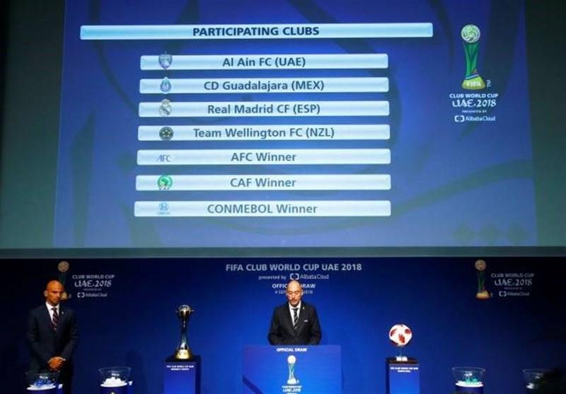 فوتبال جهان  برنامه مسابقات جام جهانی باشگاهها مشخص شد + عکس
