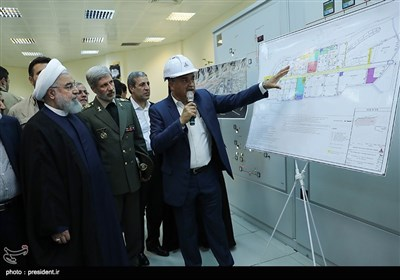 New Petrochemical Plants Open South of Iran