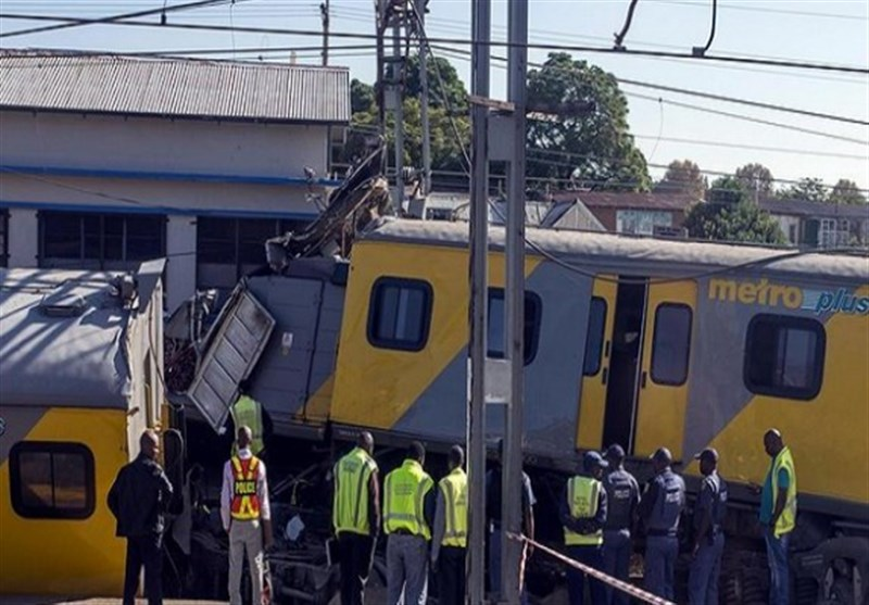 South Africa: around 100 People Injured in Joburg Train Crash