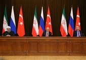 Iran-Russia-Turkey Summit Opens in Sochi