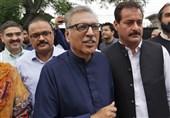 سفر رئیس جمهور پاکستان بدون تشریفات+ تصاویر