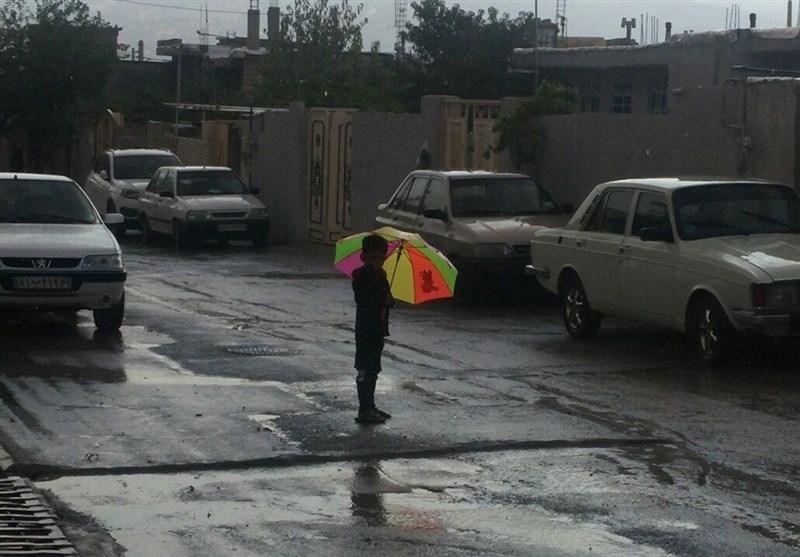 پیش بینی بارش باران در برخی مناطق کشور
