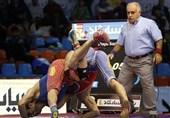 سومین دوره بازیهای جهانی عشایر- قرقیزستان|3 نماینده کشتی پهلوانی ایران فینالیست شدند