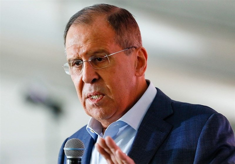 Russia's Lavrov Condemns US 'Sanctions-First' Diplomacy