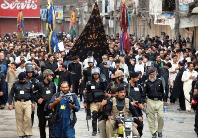 محرم الحرام: جلوسوں کی سکیورٹی کیلئے خصوصی انتظامات کی ہدایت