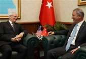 دیدار جیمز جفری با وزیر دفاع ترکیه