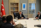 نشست معاون رئیس جمهور با مقامات امنیتی ترکیه در مورد سوریه