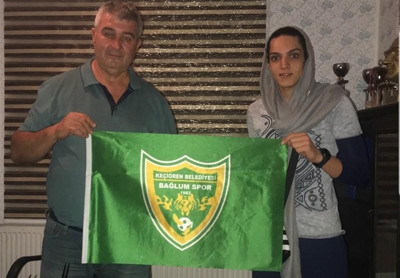 Iran's Maedeh Borhani Joins Turkey's Kecioren Volleyball Team