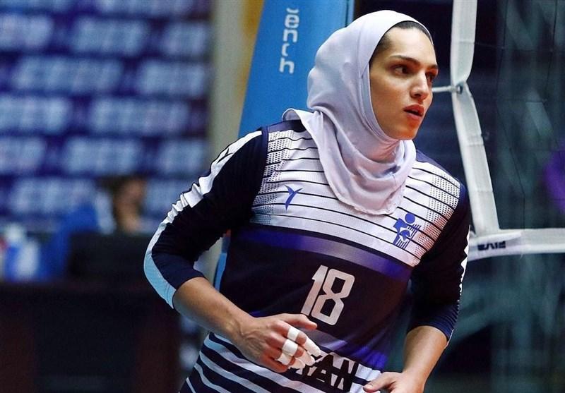والیبالیست اصفهانی به لیگ ترکیه پیوست