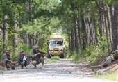 گزارش|نیروهای آمریکایی، سربازان قزاق را برای استقرار در لبنان آماده میکنند