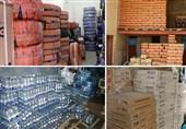 3 سوله لوازم خانگی احتکار شده در 3 شهر استان سمنان کشف شد