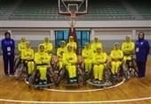 Iran Women's Wheelchair Basketball Team Runner-up at Thailand Open