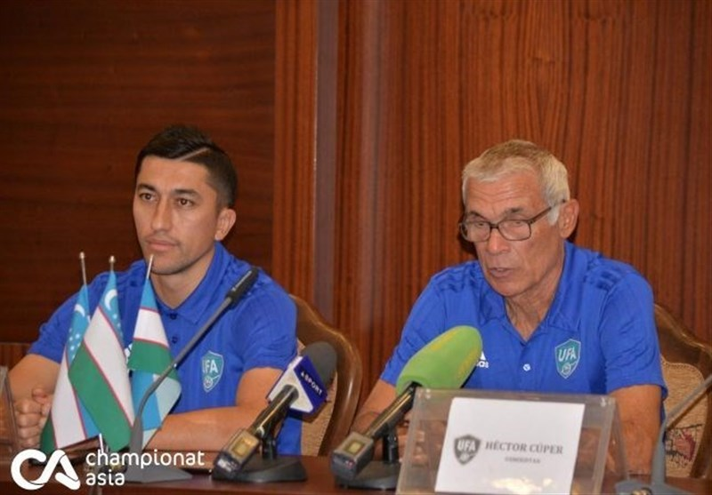 Iran Will Help Uzbekistan Prepare for Asian Cup: Hector Cuper