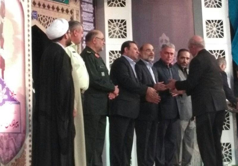 اجلاس جهانی پیر غلامان حسینی - خرمآباد|پیر غلامان امام حسین(ع) در لرستان تجلیل شدند