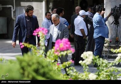 سید رحمت الله اکرمی سرپرست وزارت امور اقتصادی و دارایی