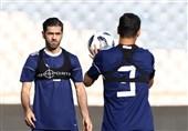 منتظری: در خدمت تیم ملی بودن باعث افتخار هر بازیکنی است/ خوشحالم که تیم ملی دفاع خوبی دارد
