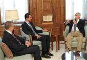 الرئیس السوری لسیناتور امیرکی: واشنطن تنتهج سیاسات داعمة للإرهاب