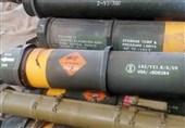 """العثور على أسلحة أمیرکیة و""""إسرائیلیة"""" بریف القنیطرة"""
