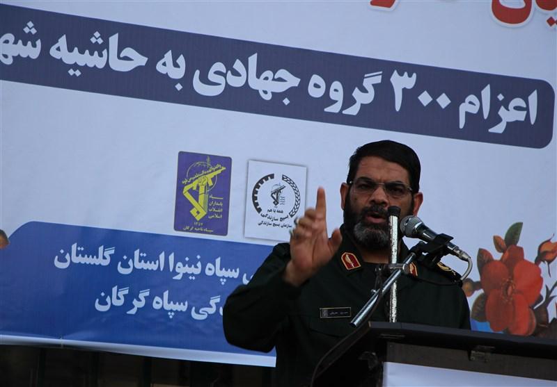اردوهای جهادی نماد فرهنگ و منطق بسیجی و خدماترسانی بیمنت به مردم است