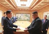 فرستاده رئیس جمهور کره جنوبی با رهبر همسایه شمالی دیدار کرد