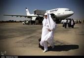 اتمام بازگشت حجاج ایرانی با انجام 316 پرواز در 19 فرودگاه کشور