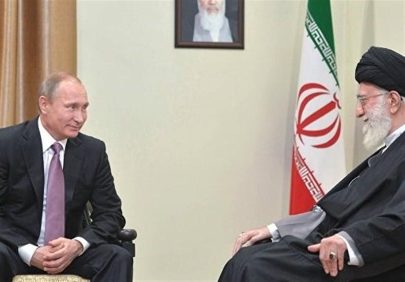 امام خامنہ ای سے روسی صدر کی اہم ملاقات متوقع