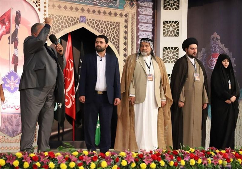 اجلاس جهانی پیرغلامان حسینی - خرمآباد| سالهای ارادت؛ نوحههای عاشقی پیرغلامان در خرمآباد+تصاویر