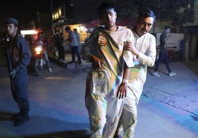 Iran Slams Terrorist Blasts in Kabul