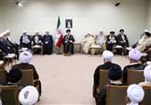 رئیس و اعضای مجلس خبرگان رهبری با امام خامنهای دیدار کردند