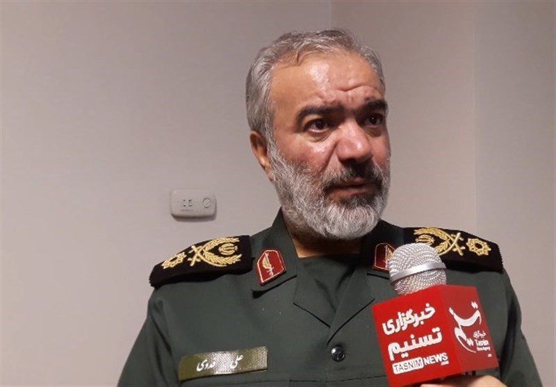 العمید فدوی: هجوم الاهواز هو استمرار لوتیرة داعش فی العراق وسوریا
