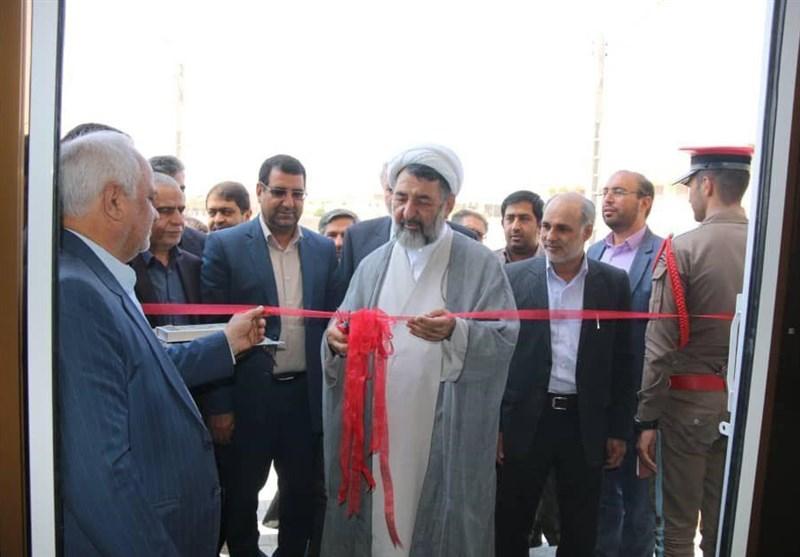 ساختمان مجتمع شورای حل اختلاف شهید فولادی کرمان افتتاح شد