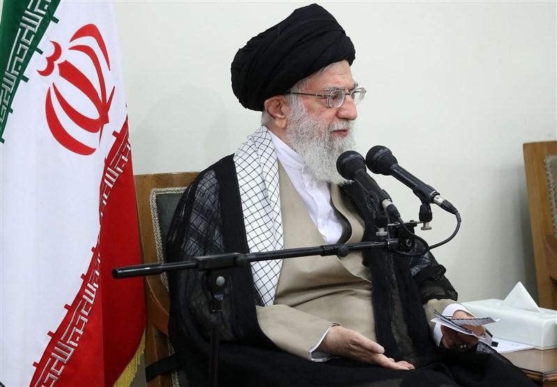 امام خامنهای:دعوا و ایجاد تشکیلات موازی با دولت اصلاح کار نیست،کار جهادی باید توسط خودِ مسئولین انجام گیرد