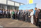 افتتاح بزرگترین شهرک صنفی خودرویی کشور در اراک به روایت تصویر