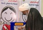 امام جمعه بوشهر: جشن عاطفهها جشن کمک به محرومان است