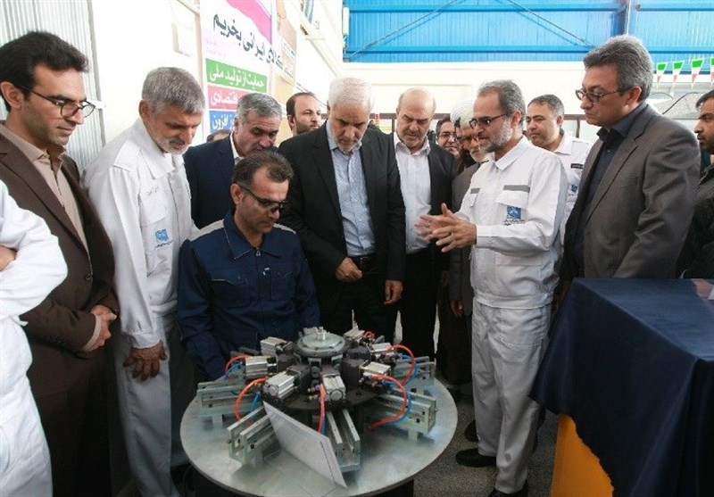 Iran's Defense Ministry Opens Magnet Motor Factory