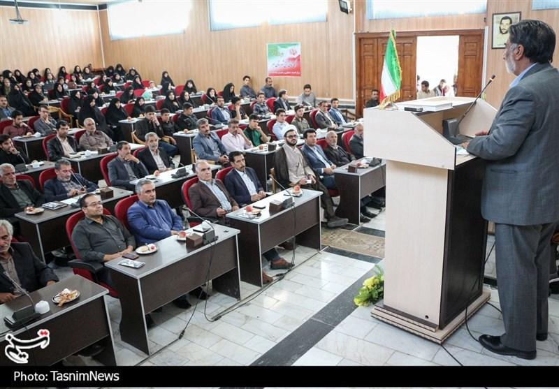 نشست فصلی مجمع عالی بسیج شهرستان اهر به روایت تصویر