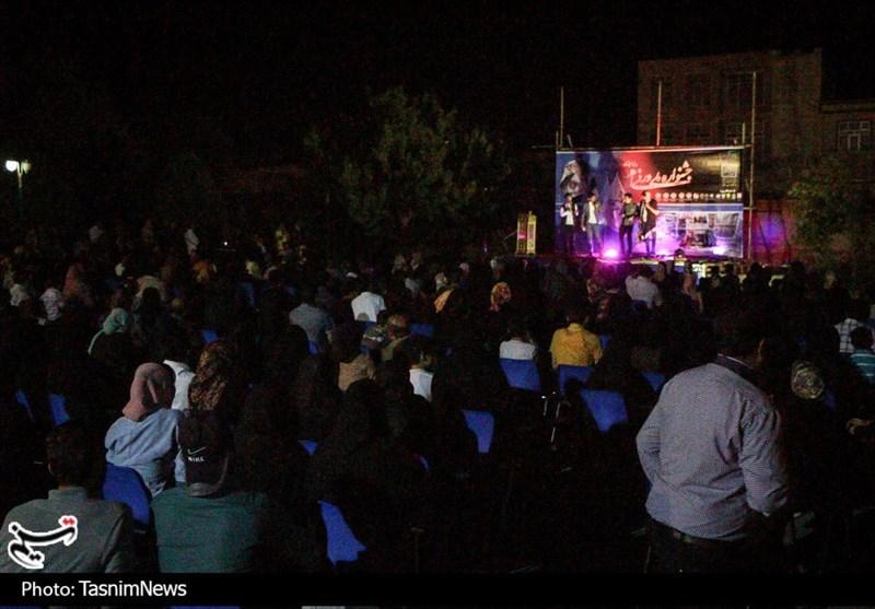 آذربایجان شرقی| استقبال گردشگران و مردم از هشتمین جشنواره ملی ورنی در اهر