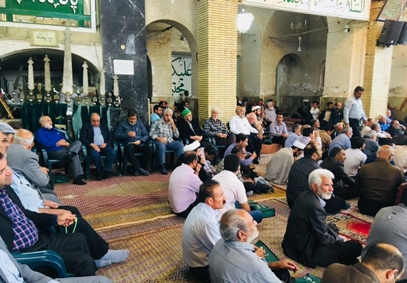 گردهمائی مسئولان هیئتهای مذهبی کرمان به روایت تصویر