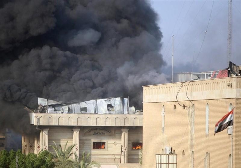 مجلس الشورى الإسلامی یدرس الهجوم على القنصلیة الإیرانیة فی البصرة