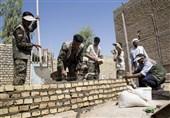 برگزاری رزمایش سراسری اقتدار عاشورایی بسیجیان یزد به روایت تصویر
