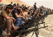 اذعان تروریستها به دریافت کمک مالی و نظامی از رژیم صهیونیستی