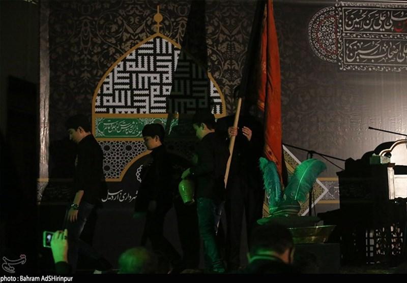 تکیه هنرمندان در استان گلستان برپا میشود