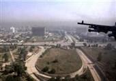 حمله موشکی به منطقه سبز بغداد/ اصابت راکت به نزدیکی سفارت آمریکا