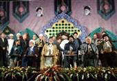 اجلاس جهانی پیرغلامان حسینی ـ خرم آباد| پیرغلامان ملی و جهان اسلام و خانواده شهدای مدافع حرم تجلیل شدند