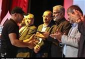 اختتامیه بیستمین جشنواره تئاتر قم به روایت تصویر