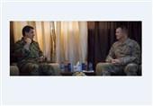 خشم ترکیه از دیدار ژنرال آمریکایی و فرمانده کُرد سوری